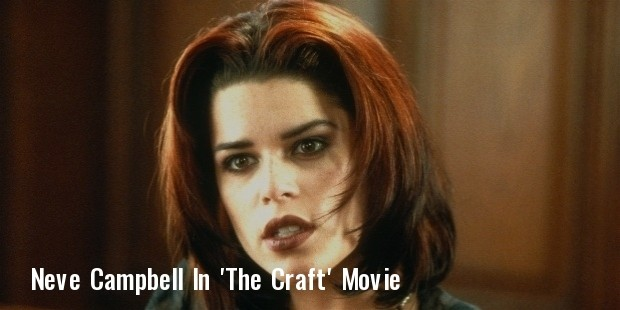 the successful career of neve campbell Neve campbell may have found success playing in slasher teen flicks,  neve campbell's career is beginning to pick up traction again thanks to a juicy role on the hit netflix series house of cards.