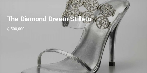 the diamond dream stilleto