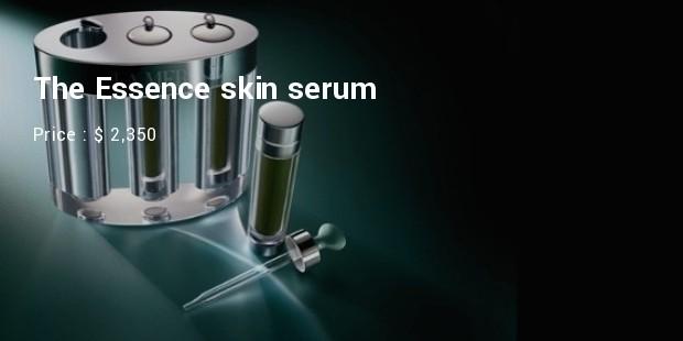 the essence skin serum