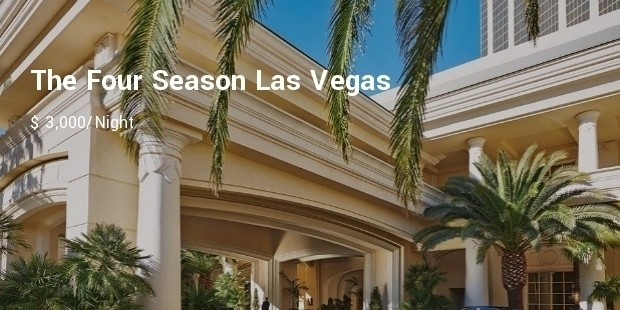 the four season las vegas