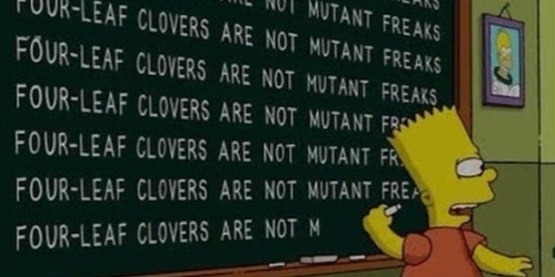 the funniest simpsons chalkboard gags 22