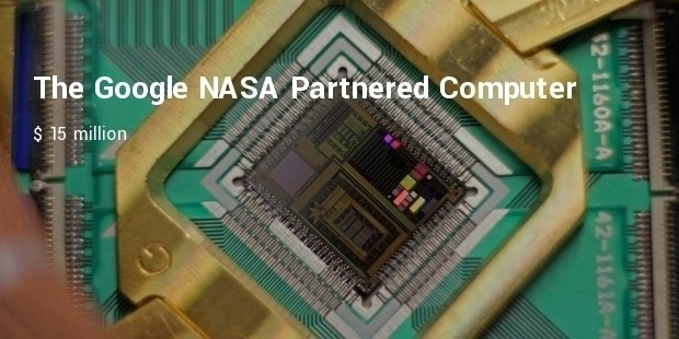 the google nasa partnered computer