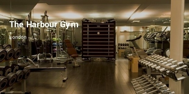 the harbour gym