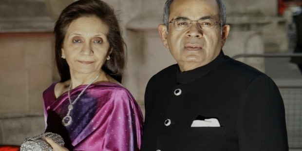 the hinduja family