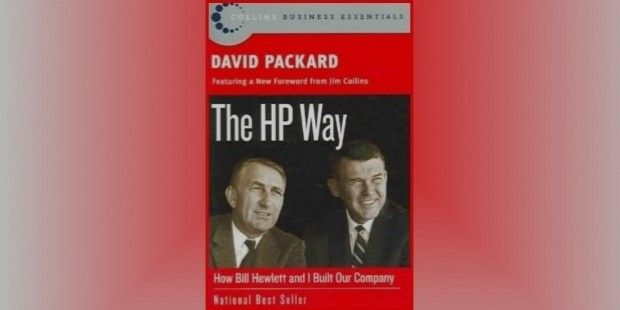 the hp way book