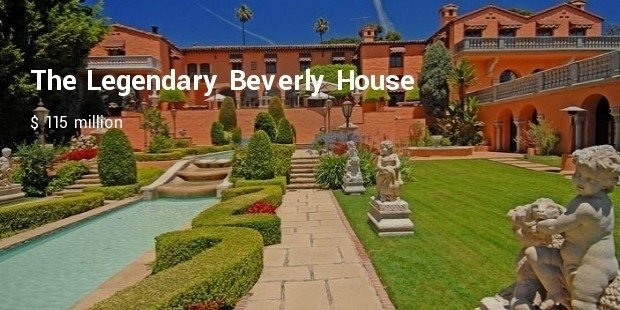 the legendary beverly house