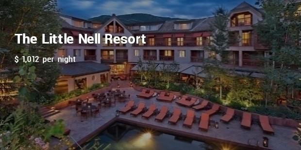 the little nell resort