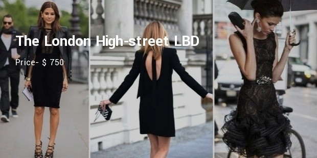 the london high streetlbd