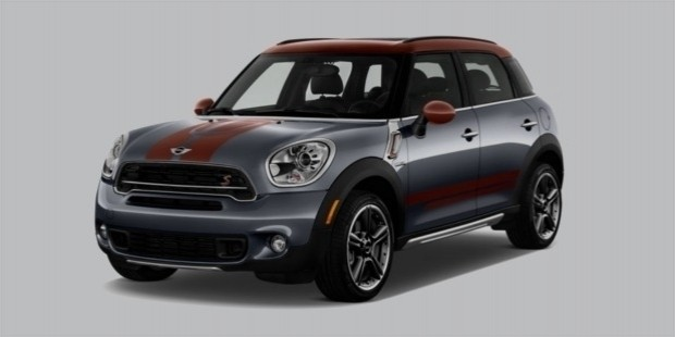 the mini countryman suv
