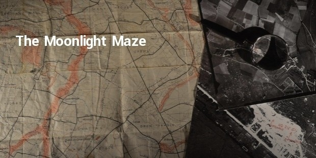 the moonlight maze