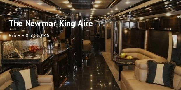 the newmar king aire