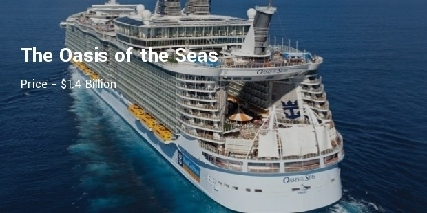 the oasis of the seas