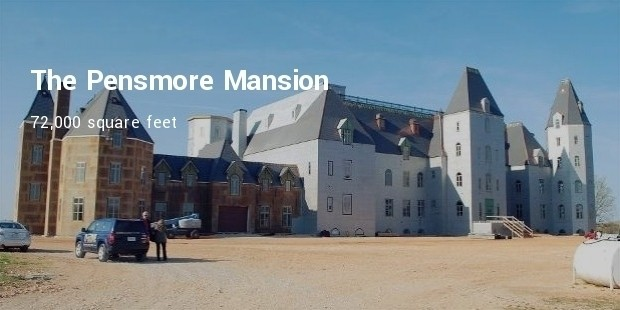 the pensmore mansion