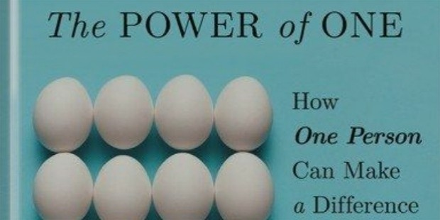 the power of one: how one person can make a difference by bj gallagher and steve ruttenberg