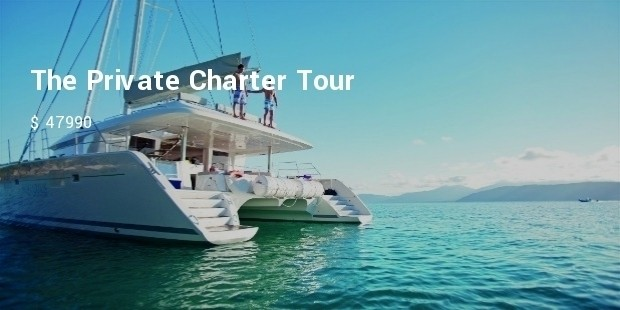 the private charter tour