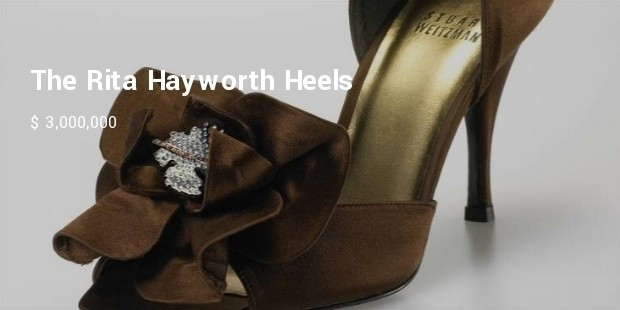the rita hayworth heels