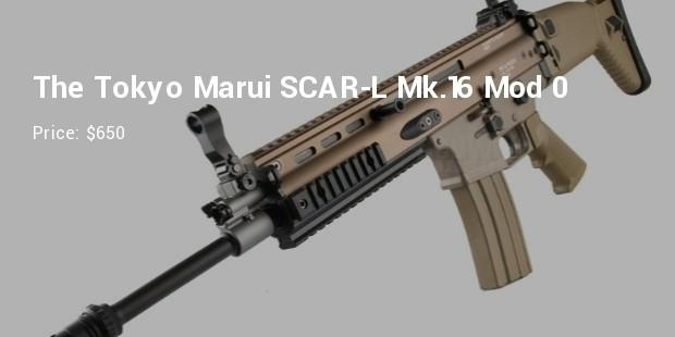 the tokyo marui scar