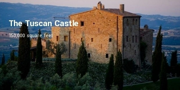 the tuscan castle