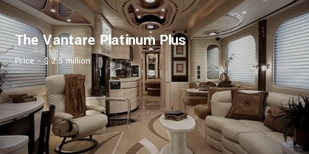 the vantare platinum plus