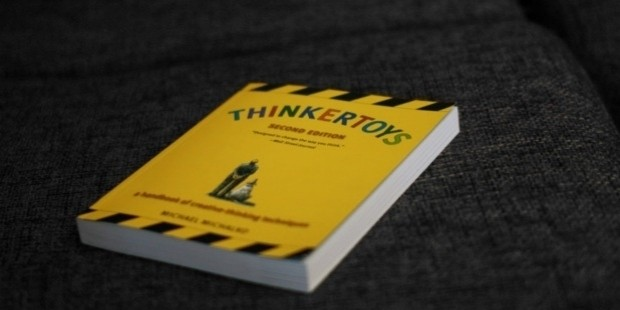 thinkertoys book
