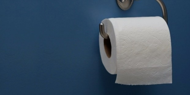 this is the clearest proof youll find that toilet paper should roll over not under