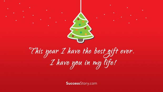 6 sweet merry christmas messages for lovers best quotes successstory this year i have the best m4hsunfo