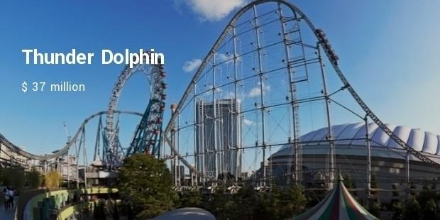 thunder dolphin