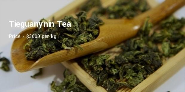 tieguanynin tea