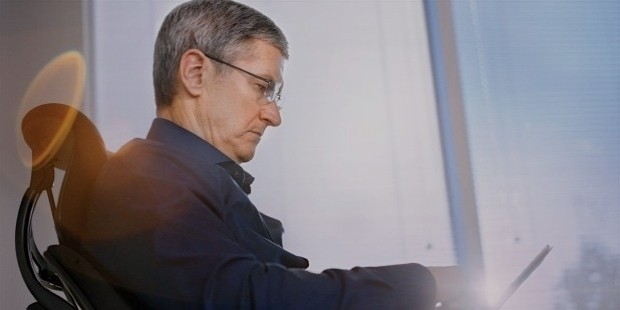 tim cook wake up time