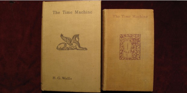 time machine hg wells