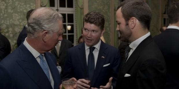 tom ford, prince charles, matthew barzun