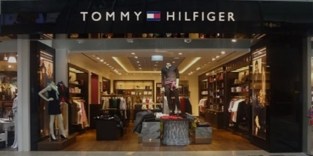 tommy hlfiger store story