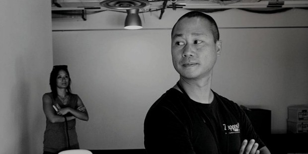 tony hsieh career