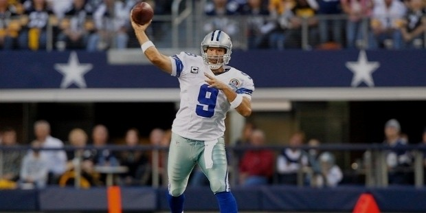 tony romo quarterback
