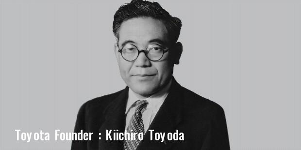 toyota founder