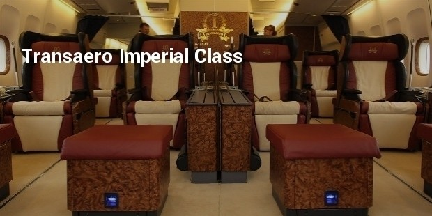 transaero imperial class