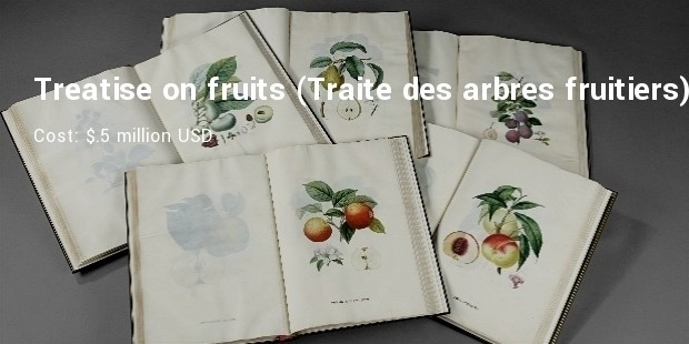 treatise on fruits