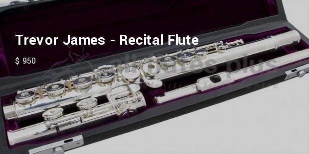 trevor james   recital flute  st3 concerti
