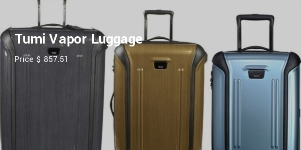 6 Most Expensive Luggage Bags and Brands | SuccessStory