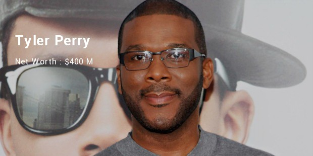 Tyler Perry Net Worth