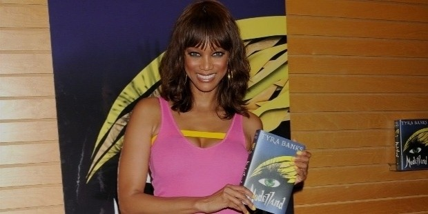 tyra bank tv, books and movies