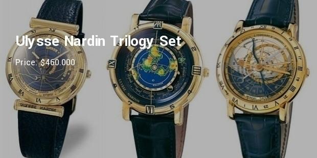 ulysse nardin trilogy
