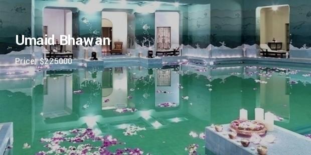 umaid bhawan   $ 225000