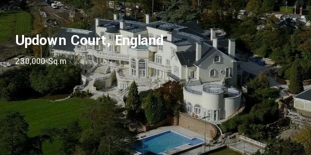 updown court,england