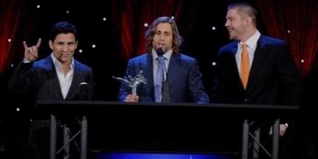 urijah faber awards