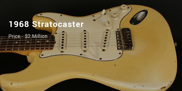 1968 Stratocaster