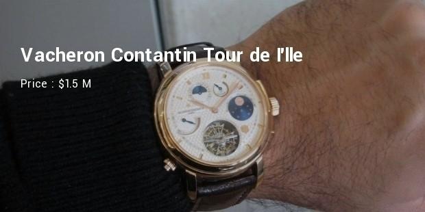 Vacheron Contantin Tour