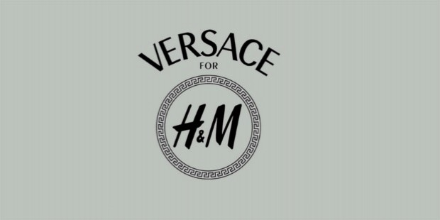 versace and hm colloboration