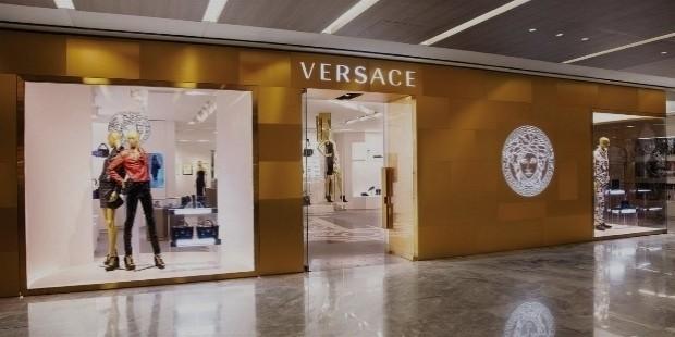 versace store