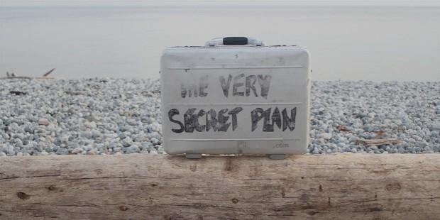 very secret plan